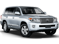 Land Cruiser 200 2007-2015 Elegance